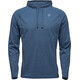 Black Diamond Crag Hoody Men Blue Steel